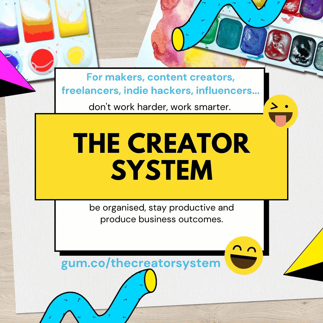 The Creator System